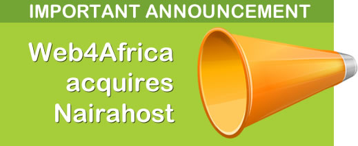 Web4Africa acquires Nairahost