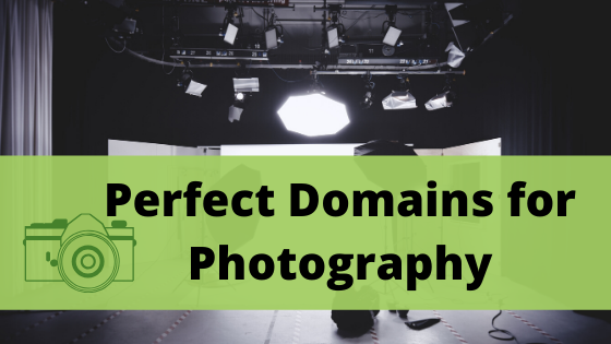 Perfect Domains for Photography