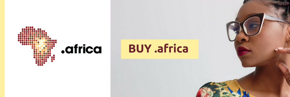 Buy .africa domain names