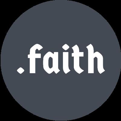 .faith domain name registration