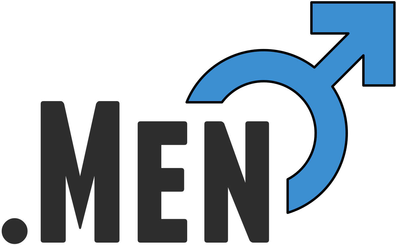 .men domain name registration