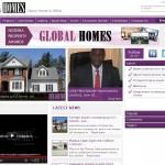Global Homes magazine