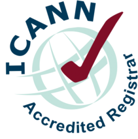 Web4Africa is ICANN Accredited
