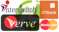 Web4Africa now accepts Interswitch Verve cards, and Naira Mastercards from Nigeria.