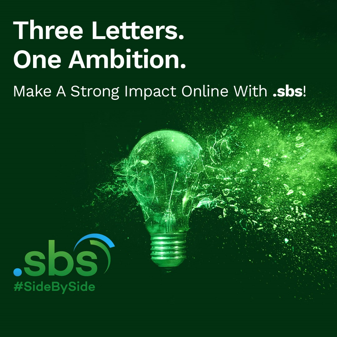 Make a strong impact online with .SBS Domains