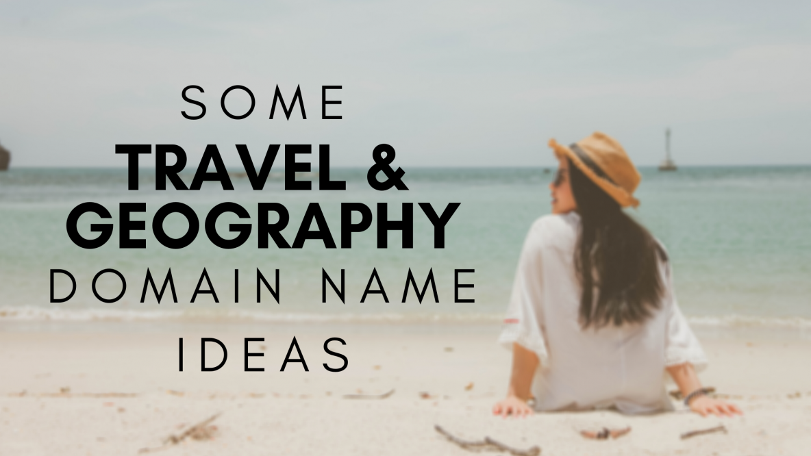 Some Travel & Geography domain ideas for airlines and travel agencies